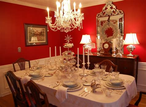 Dining Room Table Settings Ideas by Formal Dining Room Table Setting Ideas 16003