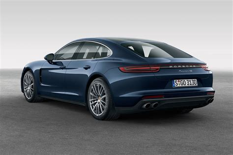 2017 Porsche Panamera Reviews And Rating Motor Trend