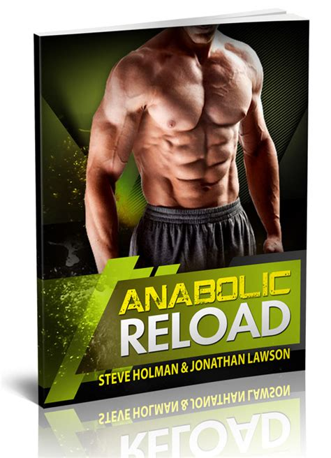 anabolic shock anabolic reload review is holman s workout program worth it