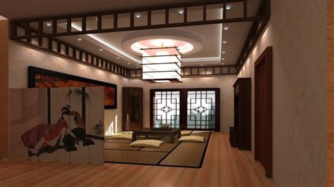 simple room asian paiting designs interior design modern
