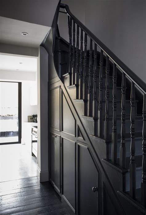 black staircase 1000 ideas about black staircase on pinterest black