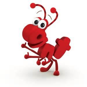 cartoon characters wordworld cartoon characters cartoon ants