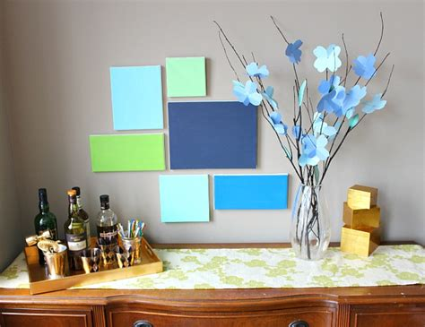 diy wall art creative and simple ideas to use 30 creative and easy diy canvas wall art ideas