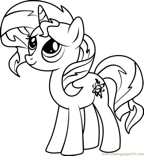 little pony coloring pages download my little pony coloring pages sunset shimmer printable