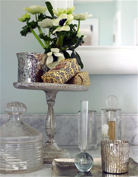 glamorous bathroom accessories a glimpse into a glamorous master bath