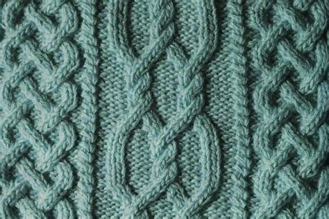 knit cable patterns aran cable knitting stitch knitting kingdom