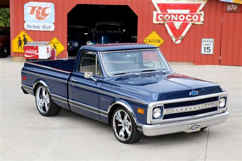 Chevy Short Bed For Sale 1969 Chevrolet C10 Classic Cars Amp Muscle Cars For Sale