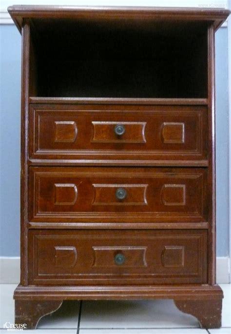 petit meuble tiroirs petit meuble 3 tiroirs bois exotique igopher fr