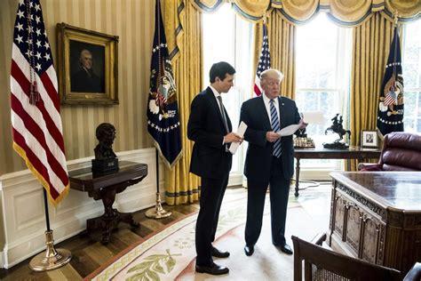president trump oval office jared kushner president trump s mr everything time com