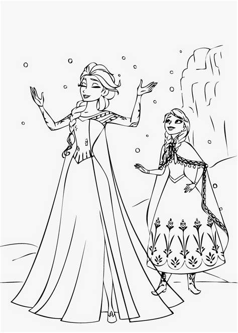 coloring pages frozen fever buku gambar mewarnai frozen fever terbaru gambarcoloring