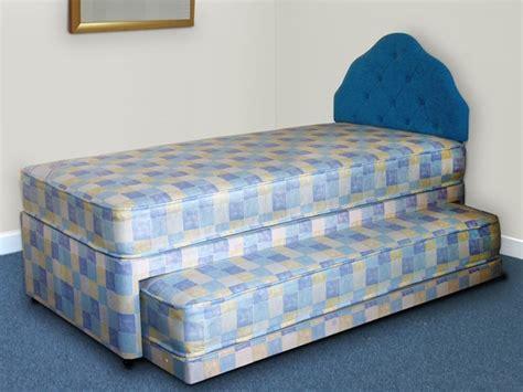 Single Guest Bed Divan Set Kozee Sleep Guest Bed Divan Set