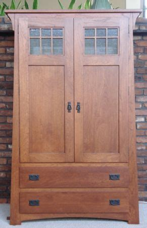 craftsman armoire  armoire craftsman armoire amish