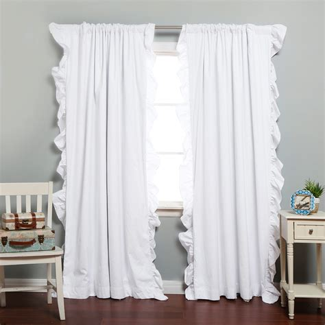 Balloon Curtains For Living Room Balloon Curtains For Living Room Shabby Chic Curtains Window Valance White Linen Chesterfield