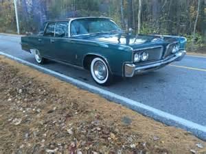Chrysler Imperial For Sale 1964 Chrysler Imperial Crown Sedan V8 For Sale Photos