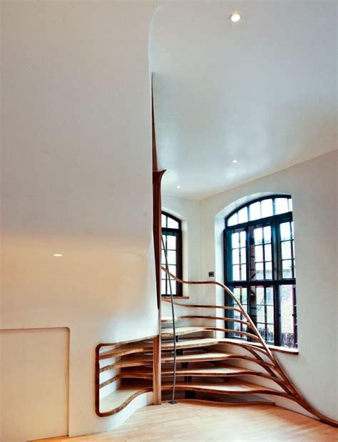 design treppe preisgekr 246 nte design treppe aus holz die fast lebendig