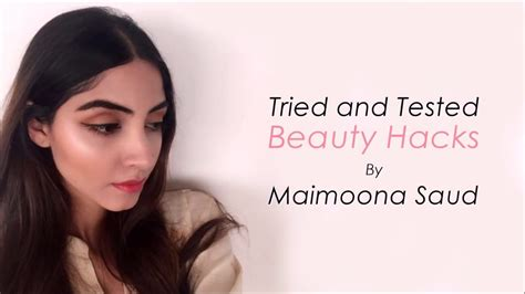 5 Tried And Tested Products To On Your Vanity by Tried And Tested Hacks By Maimoona Saud Hack 5