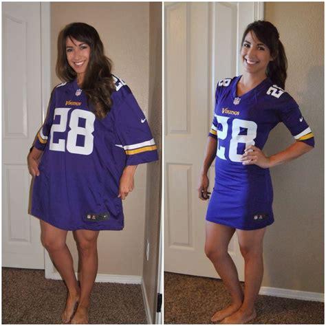 football jerseys girls jersey dresses diy