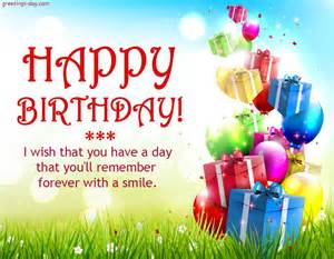 free birthday ecards happy bday messages and pics