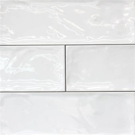 100x300mm bulevar white gloss spanish wall tile 4054 tile factory outlet pty ltd