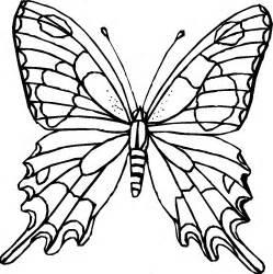 Ausmalbilder Schmetterling Zum Ausdrucken – F&252r Kinder sketch template