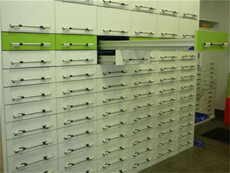 Pharmacy Drawers by X Series Pharmacy Drawer Systems Lockable