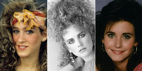 what hairstyles did they have in the 80 s 80s hair that is so bad it s good photos huffpost