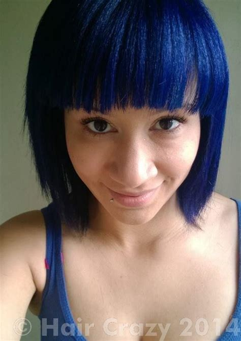 hair dye that does the least daage to hait buy pravana blue pravana hair dye haircrazy com