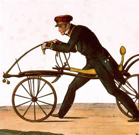 wann wurde das fahrrad erfunden 225 geburtstag karl drais der mann der das fahrrad