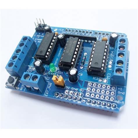 motor driver arduino arduino motor driver shield motorshld
