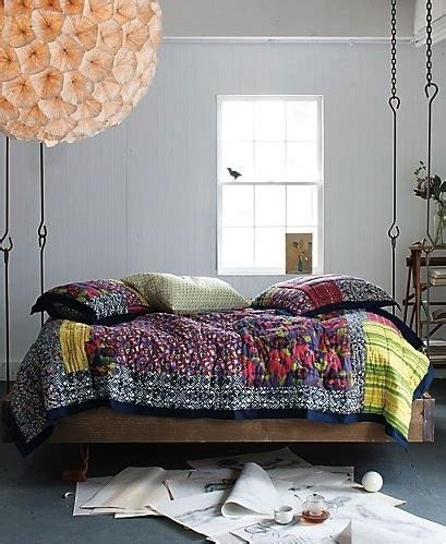 swinging beds bedroom boho inspired swing bed for day for the home