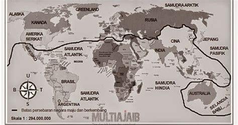 tutorial menggambar peta dunia peta dunia negara maju dan berkembang lengkap