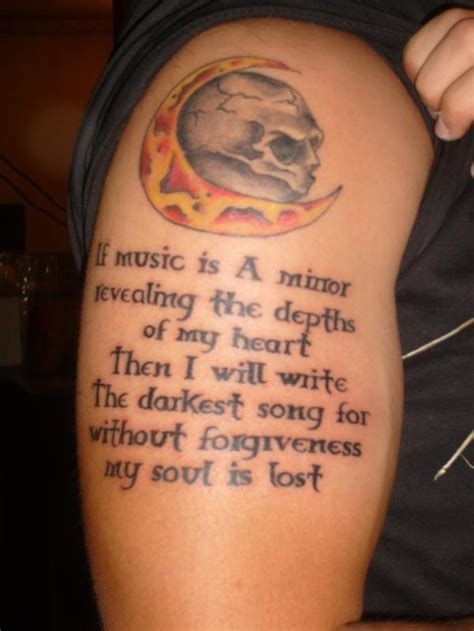 rage against the dying of the light tattoo as i lay dying quotes quotesgram