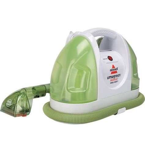 Bissell Green Upholstery Cleaner by Green Proheat 174 Portable Carpet Cleaner Bissell 174
