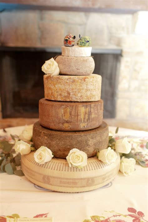 wedding cheese cake ? Fromagination