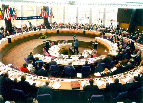conseil europ馥n si鑒e r 233 union du comit 233 des ministres du conseil de l europe