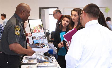 Tech Mba Career Services by Altoona Cus Holds Network Career Fair South