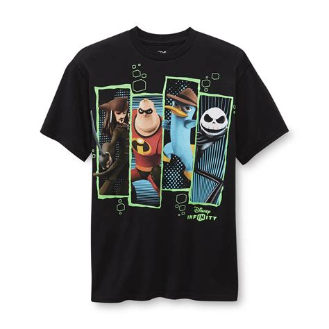 infinity shirts personalized shirts for by disney infinity boy s graphic t shirt video game shop