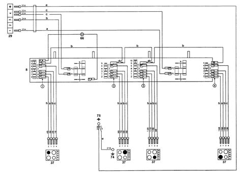 wiring diagram for zanussi fridge freezer image