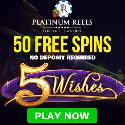 platinum reels bonus codes   spins  deposit bonus nov