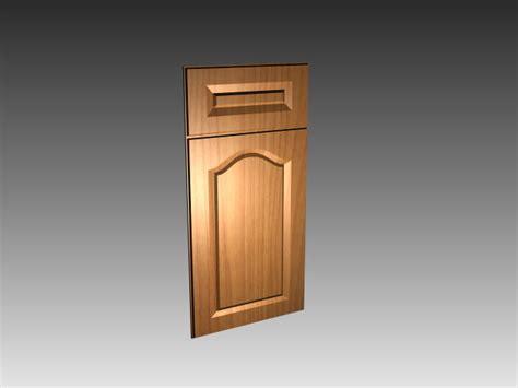 kitchen cabinet 3d flat panel kitchen cabinet door 3d model 3dsmax 3ds