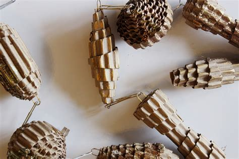 Garland Decorations by Anthropologie Display Workshop Corrugated