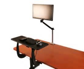 Sit Stand Desk Converter Diy Sit Stand Desk Converter Desk Decoration Ideas