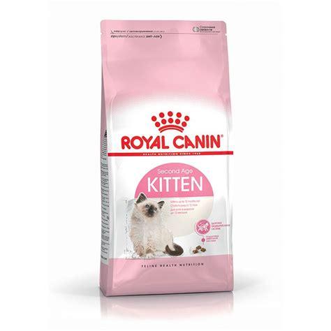 Royal Canin Kitten 2kg Makanan Kucing royal canin feline growth kitten food petbarn