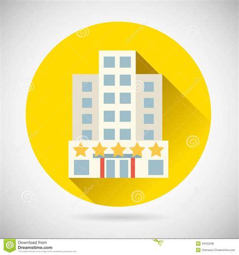 design icon by hotel hotel world trip symbol best star hotel inn rest icon on stock