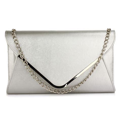 Flap Clutch lse00166c silver large flap clutch purse