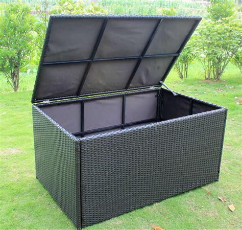Outdoor Cushions Newcastle Nsw Outdoor Wicker Storage Box Ottomon
