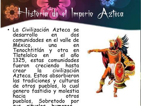 imagenes del imperio aztecas la decadencia de los aztecas