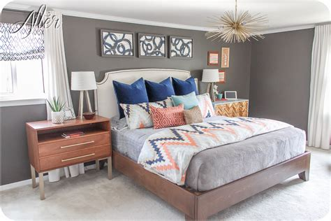 gray and coral bedroom ideas gray and coral bedroom ideas pcgamersblog com