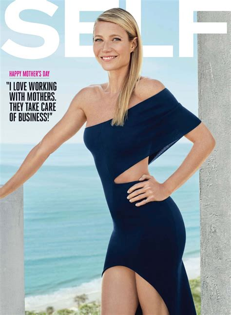 gwyneth paltrow gwyneth paltrow in self magazine may 2016 issue