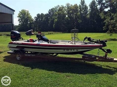 skeeter bass boats for sale in arkansas 2009 used skeeter zx200 bass boat for sale 25 000